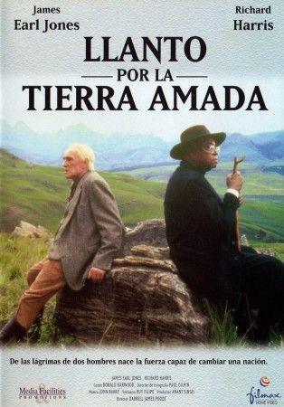 Llanto por la tierra amada (1995) Sudáfrica. Dir: Darrell James Roodt. Drama. Racismo. Anos 40 (Sudáfrica) - DVD CINE 1444