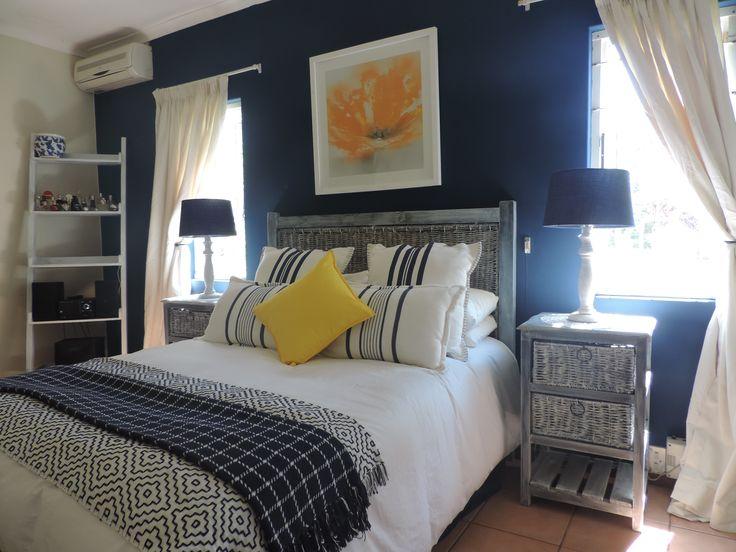 Bedroom....upstairs flat...