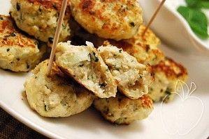Mini albóndigas de pollo con menta y jengibre Mini chicken meatballs witn ginger and mint Boulettes de poulet menthe gingembre
