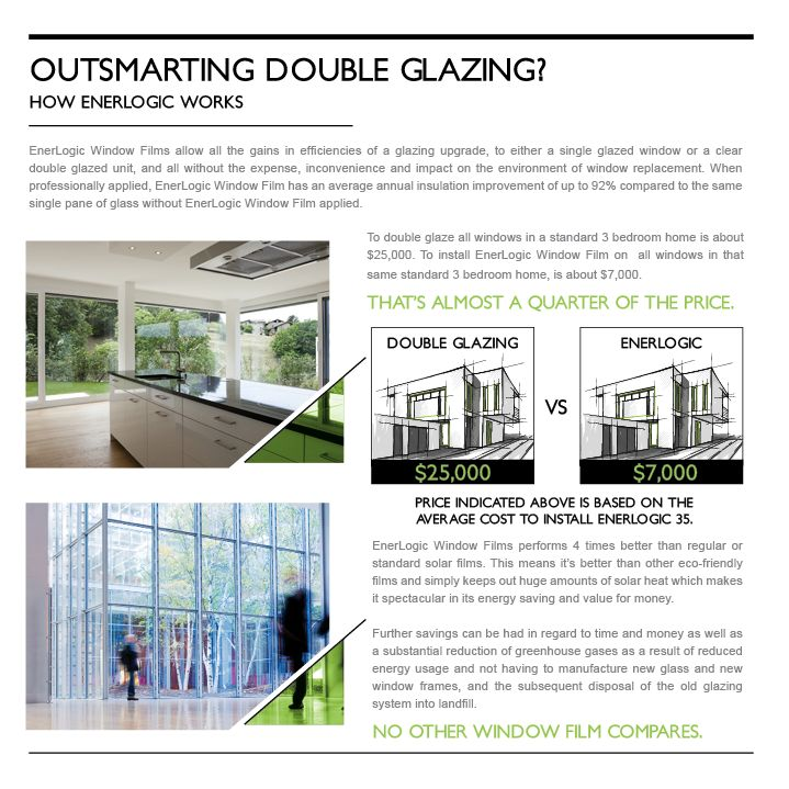 Enerlogic Window Film Brochure Page 4