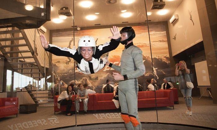 SpeedFly Wrocław Indoor Skydiving - SpeedFly Wrocław Lotnicza 8, mirosłąwice