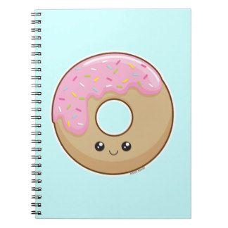 Donut Notebook                                                                                                                                                                                 Mais