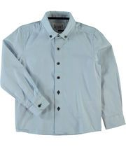 KIDS NITGLUSK LIMITED SHIRT, Cerulean