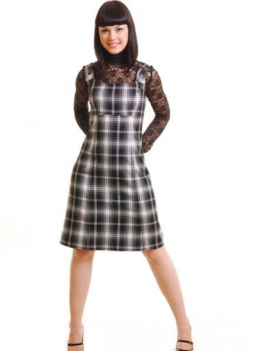 vintage check dress - Google Search