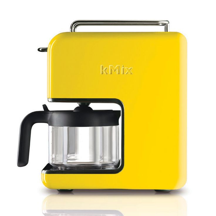 "De'Longhi ""KMIX"" 5 Cup Coffee Maker"