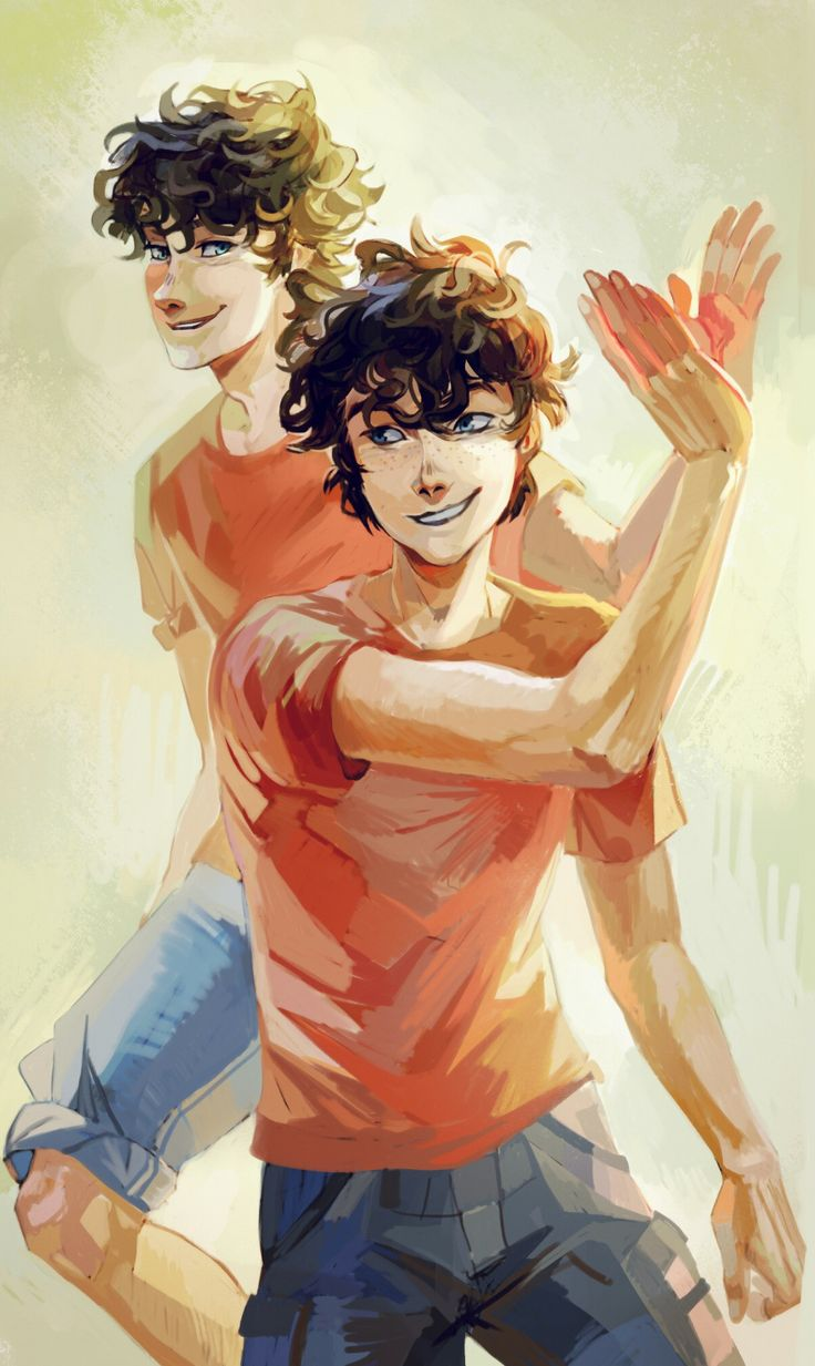 TRAVIS AND CONNOR YAS YAS THANK YOU (official art: viria) :D