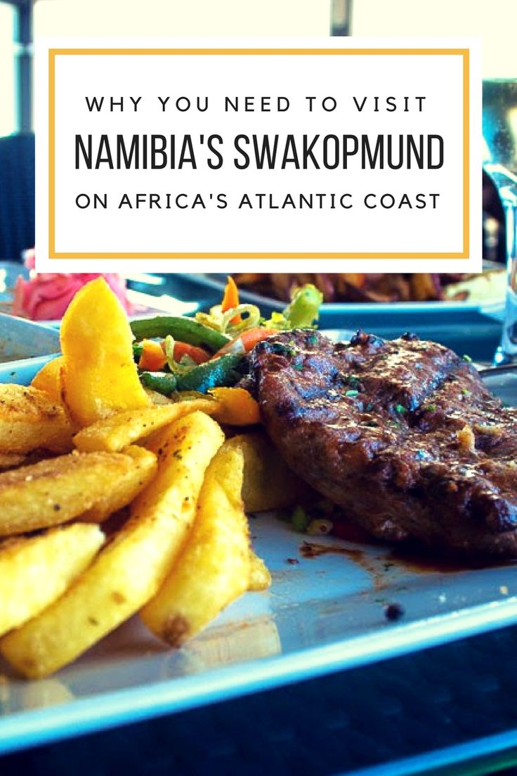 Where to get the best food in Swakopmund, Namibia