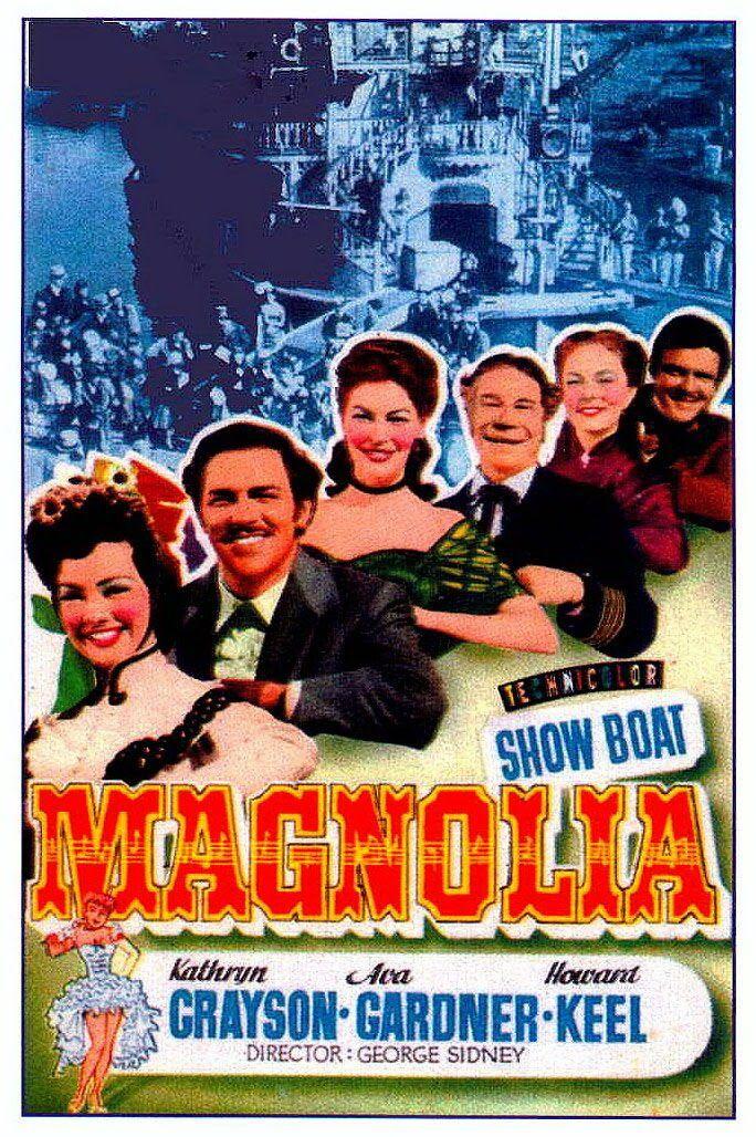 1951 - Magnolia - Show Boat