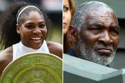 Serena Williams' Dad Aches Stroke