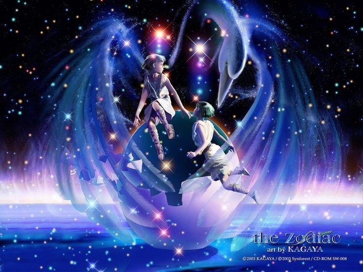 Kagaya - The Zodiac: Gemini