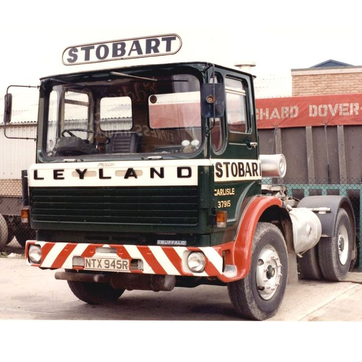stobartclubHere we have Helen - From 1976, Leyland - Buffalo - NTX 945R ‪#‎TBT‬…