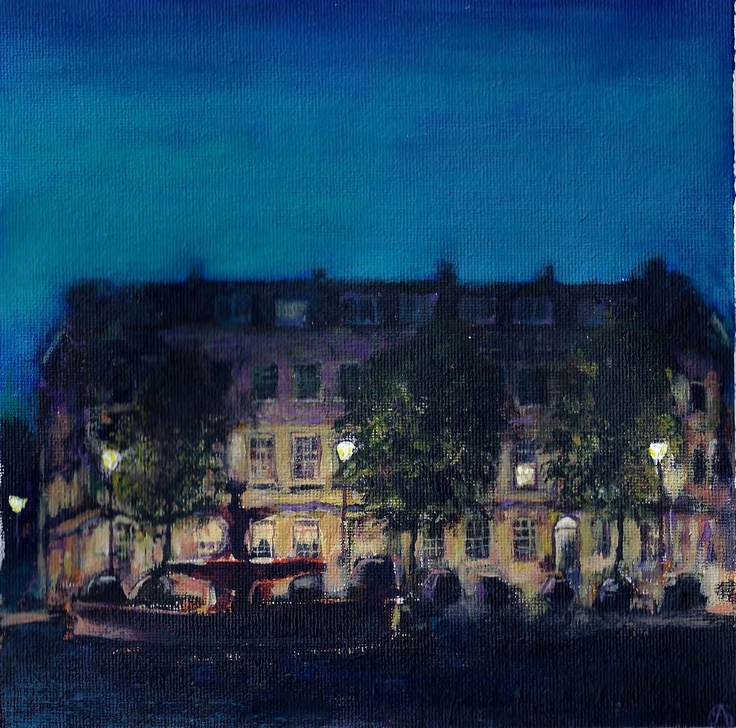 Blue NIght Laura Place