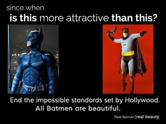Batmen Equality