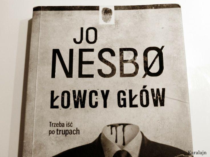 Karalajn: Łowcy głów - Jo Nesbo