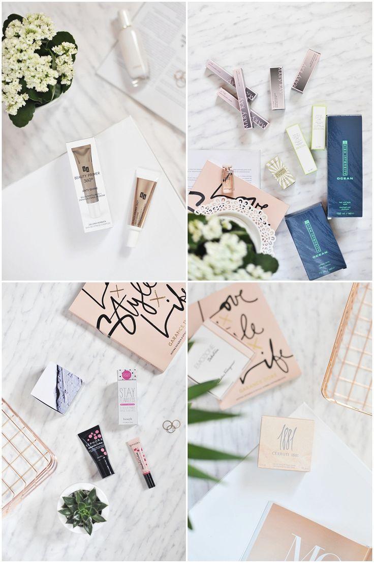 Podsumowanie sierpnia. Nowości kosmetyczne, zakupy oraz ciekawe artykuły u mnie i na waszych blogach! | Moje Imponderabilia