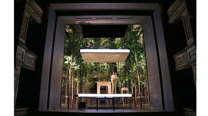 The Nether. Duke of York's Theatre. Scenic design by Es Devlin. 2015