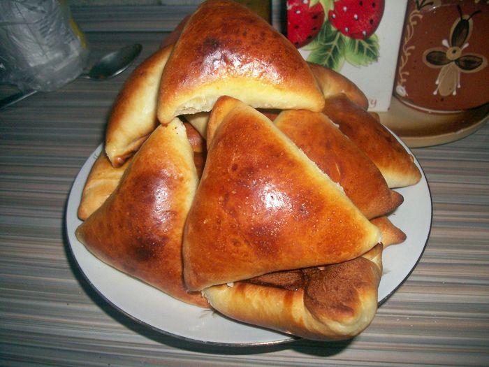 признается, что печем пирожки пошагово с фото заменила благодарностью