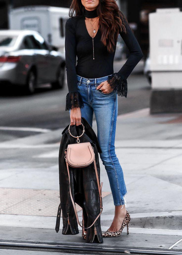 Neiman Marcus Cusp Cinq a Sept Bodysuit 3x1 Denim Chloe Nile Bag.jpg