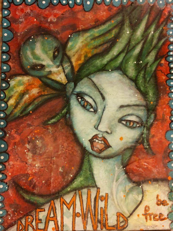 by Laura Mascarin -LifeBook 2014- lezione con Effy Wild.