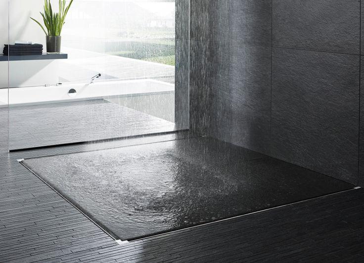 Met Viega Advantix brengt Viega Nederland een afvoersysteem voor probleemloze afwatering van doucheruimtes op de markt, waarmee een 100% waterdichte doucheruimte wordt gecreëerd. www.viega.com