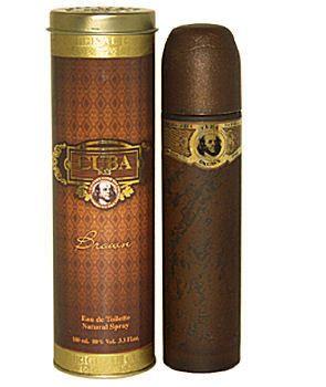 Cuba Brown for Men by Cuba Paris EDT Spray 3.4 oz