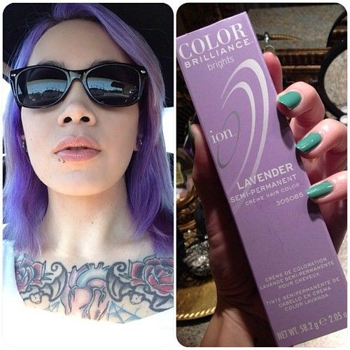 ion color brilliance brights hair
