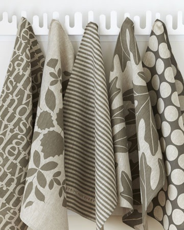 You Can Never Have Too Many Towels! Linen Tea Towels From Studiopatro
