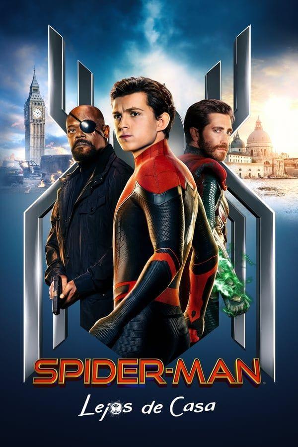 Spider Man Lejos De Casa En 2020 Ver Peliculas Online Spider Man Peliculas En Linea Gratis