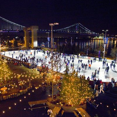 A silver lining to winter: Outdoor ice skating rinks
