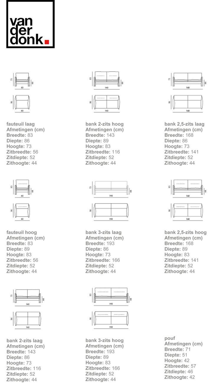 Leolux Boavista bank   Aanbieding   design meubels   Van der Donk interieur