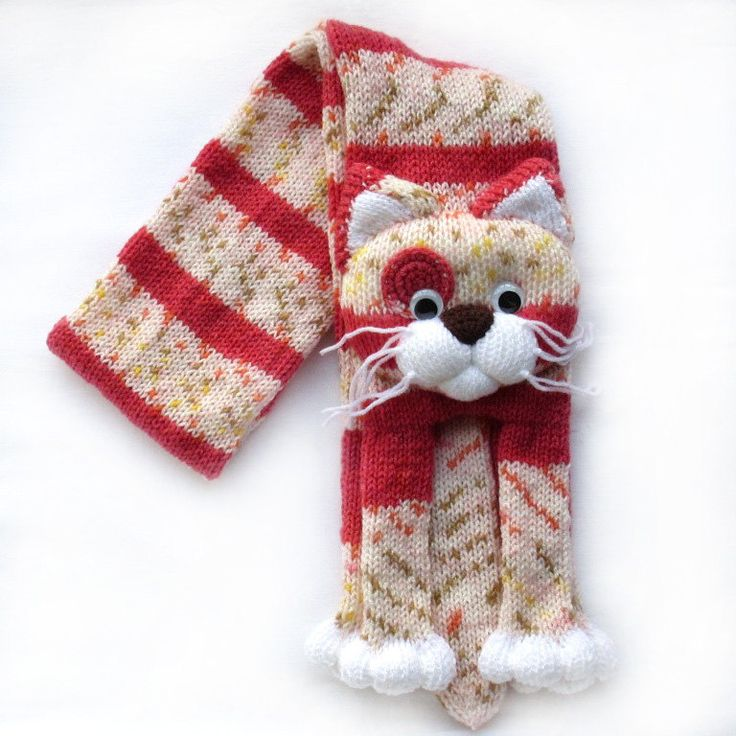 Knitted Cat Scarf Pattern : 17 Best ideas about Cat Scarf on Pinterest British blue cat, Scarf crochet ...