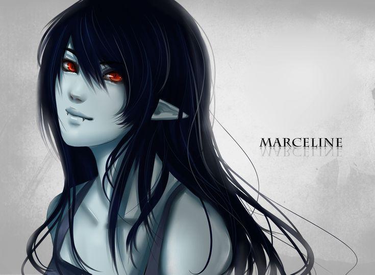 Marceline is gourgeus huh