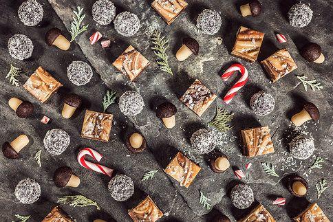 Nepečené cukroví si s tím klasickým v ničem nezadá a stíháte ho i pár dnů před Vánoci