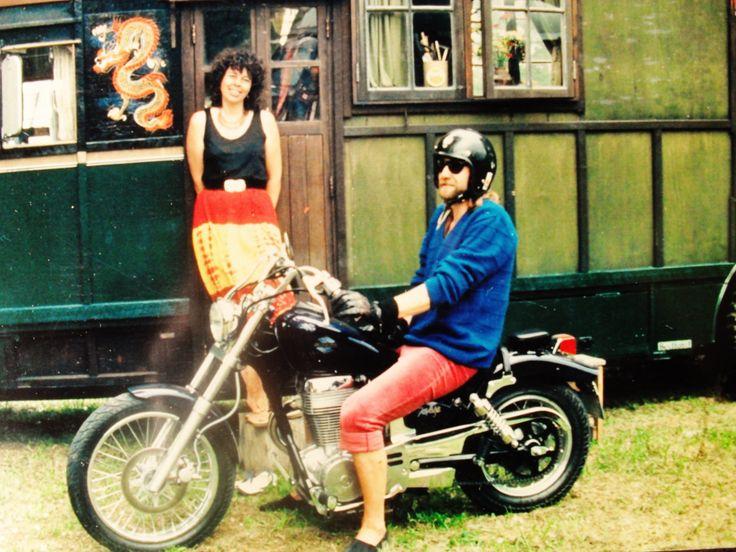 Penny and Murray .(Gypsy Fair) 1988.