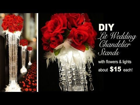 I'm making low budget Wedding Chandelier stands for just $15.50 each!! Toni Scott-Daniel - Producer/Host ITEMS USED IN THIS VIDEO: --------------------------...