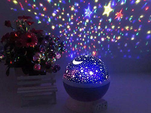 Best Star Lamp Images On Pinterest Star Lamp Night Lights - Bedroom disco lights