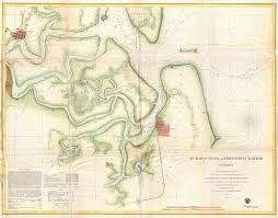 map coast antique - Google Search