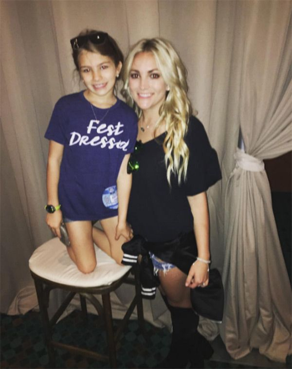 Jamie Lynn Spears' Confesses: I Found Out I Was Pregnant In Gas Station Bathroom