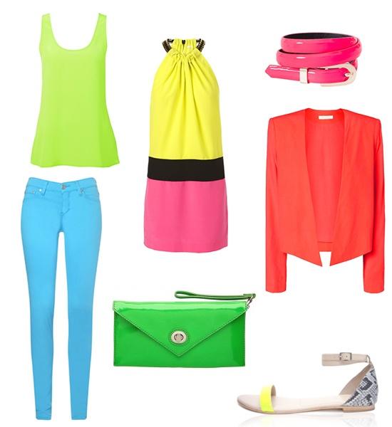 Summer colours from Burnside