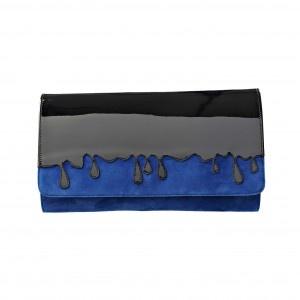 Minna Parikka drip black-blue
