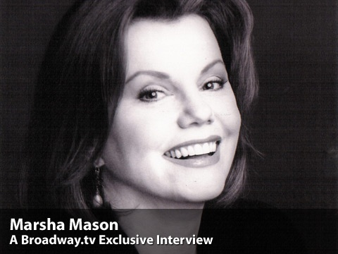 Marsha Mason (born April 3, 1942) is an  actress and television director. Mason received four Academy Award nominations as Best Actress for her performances in Cinderella Liberty, The Goodbye Girl, Chapter Two, and Only When I Laugh.  Mason was born in St. Louis, Missouri, grew up in Crestwood and is a graduate of Nerinx Hall High School and Webster University, both in Webster Groves, Mo..