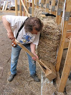 7 Steps to building your own straw bale house
