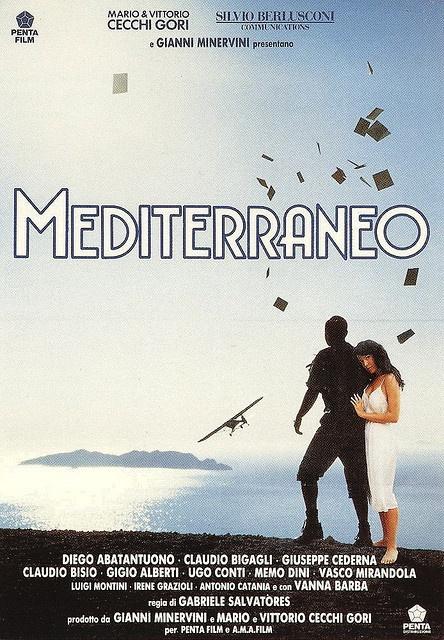 MEDITERRANEO (1991, Italy).