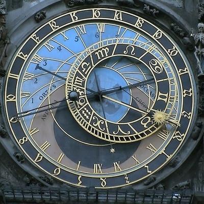 relógio Praga
