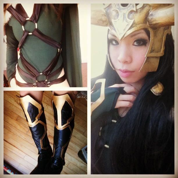 Cosplay Lady Loki - 2Tout2Rien