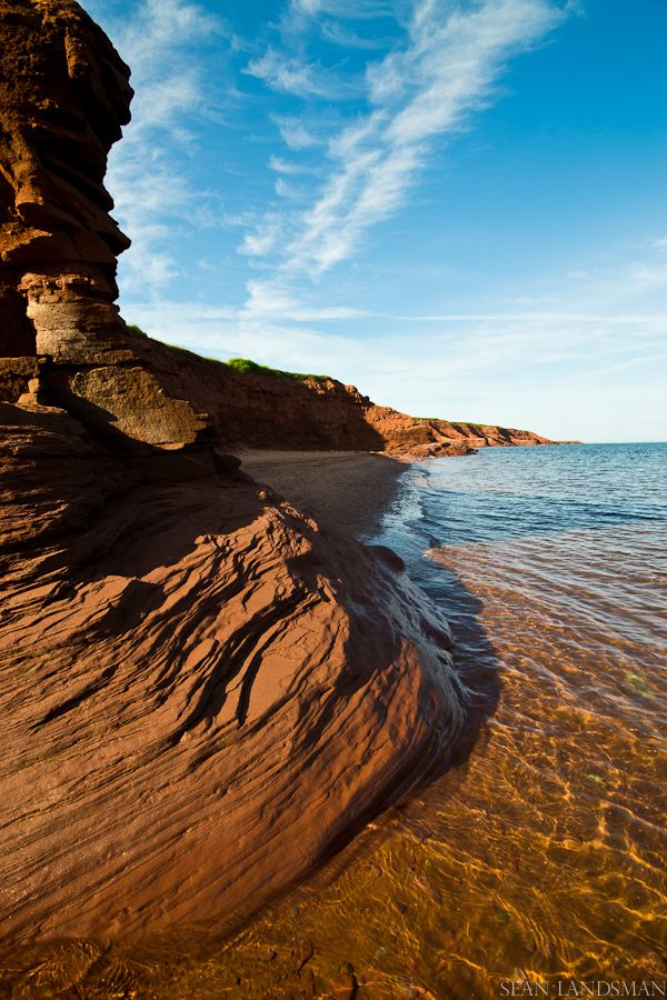 West coast of PEI, Canada