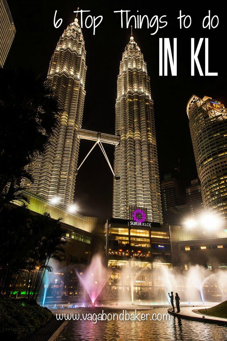 My top six things to do in Kuala Lumpur // Malaysia // Vagabond Baker