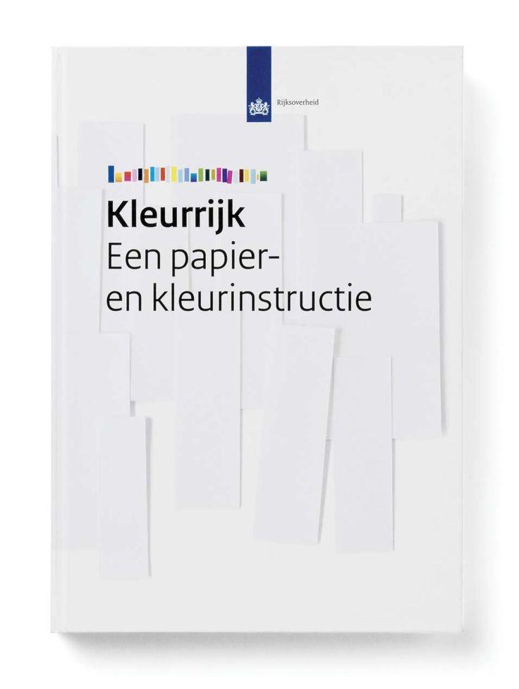 Studio Dumbar: The Dutch Government Visual Identity - BB net als Unilever lintje bovenaan.