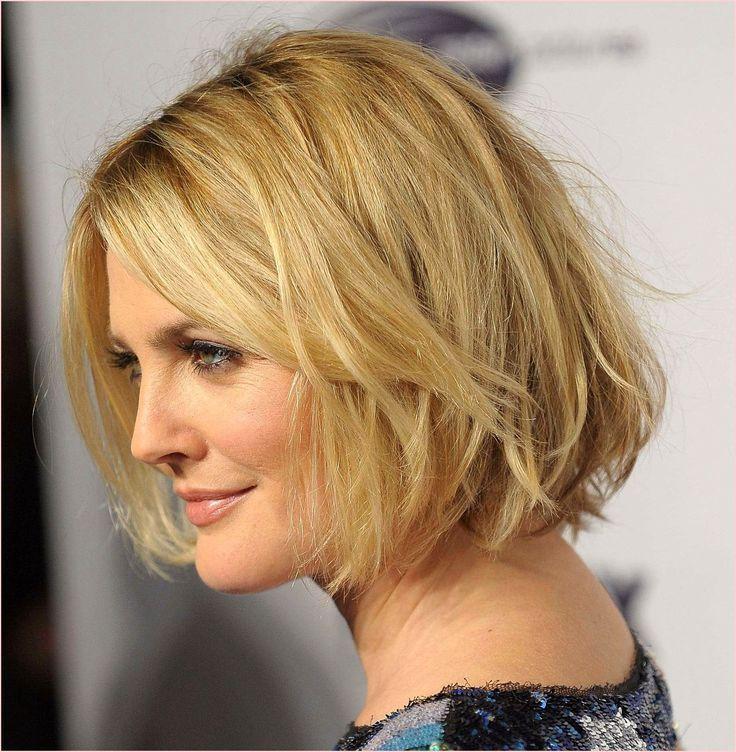 Brautfrisuren Dünnes Schulterlanges Haar – hochzeitsfrisuren – #brautfrisuren #…