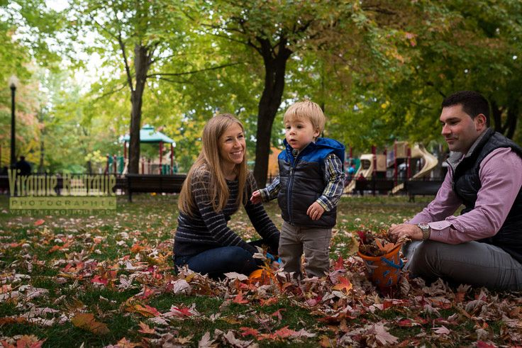 Session in the park, fall season 2014 Montreal, Quebec www.virginiebourque.com www.facebook.com/virginiebourquephoto #family #lifestyle #photography #photographer #baby #child #boy #mother    #mom #dad #father #fall #park #autumn #leaves #colors